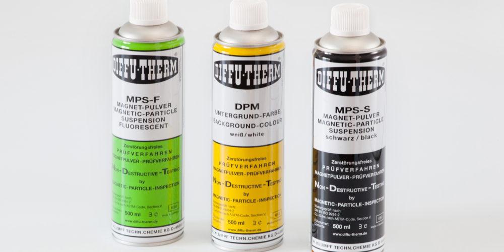 Detekčné spreje Diffu-therm (MT)